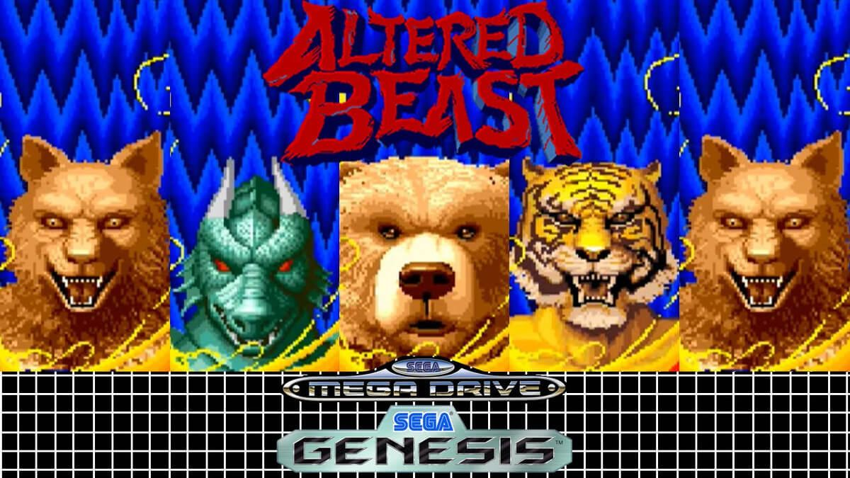 image from Altered Beast – Zeus, Save Your Own Damn Daughter!
