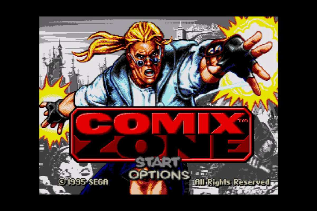 image from POWER FLASH! – Comix Zone