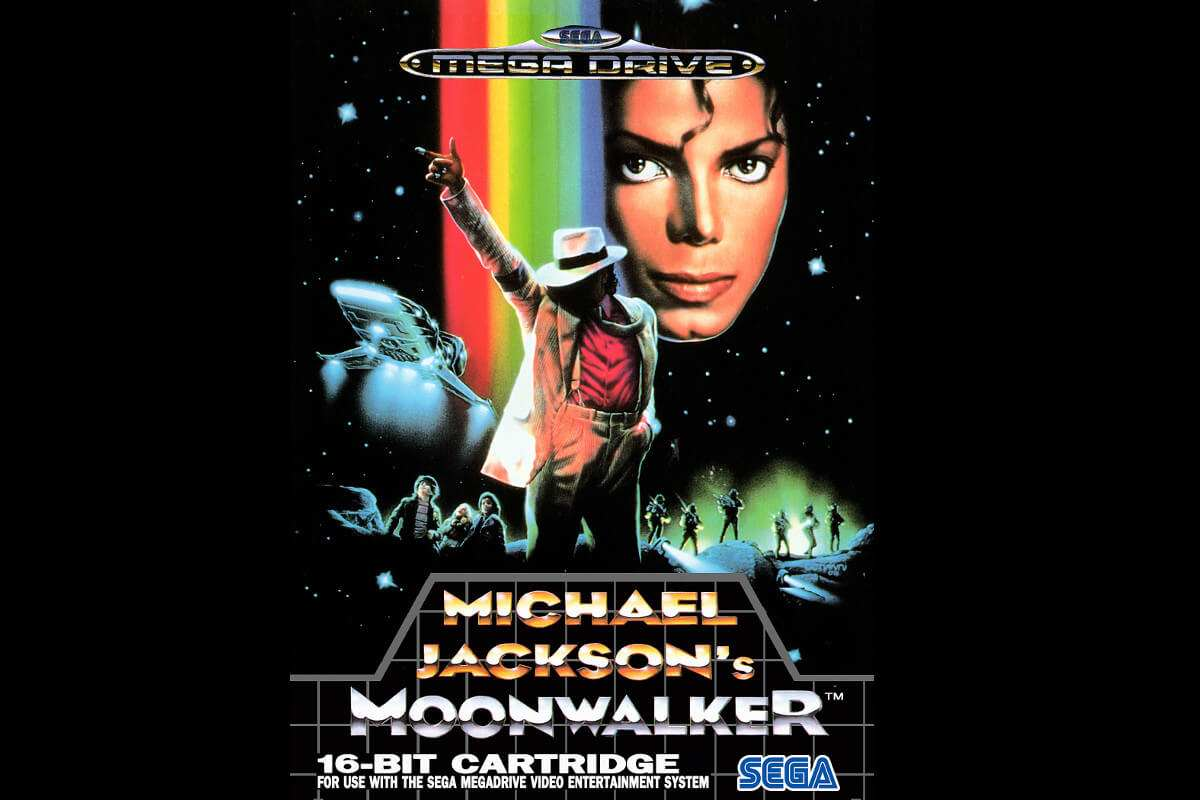 image from Michael Jackson's Moonwalker – The Moon Is Dancing, Come And See