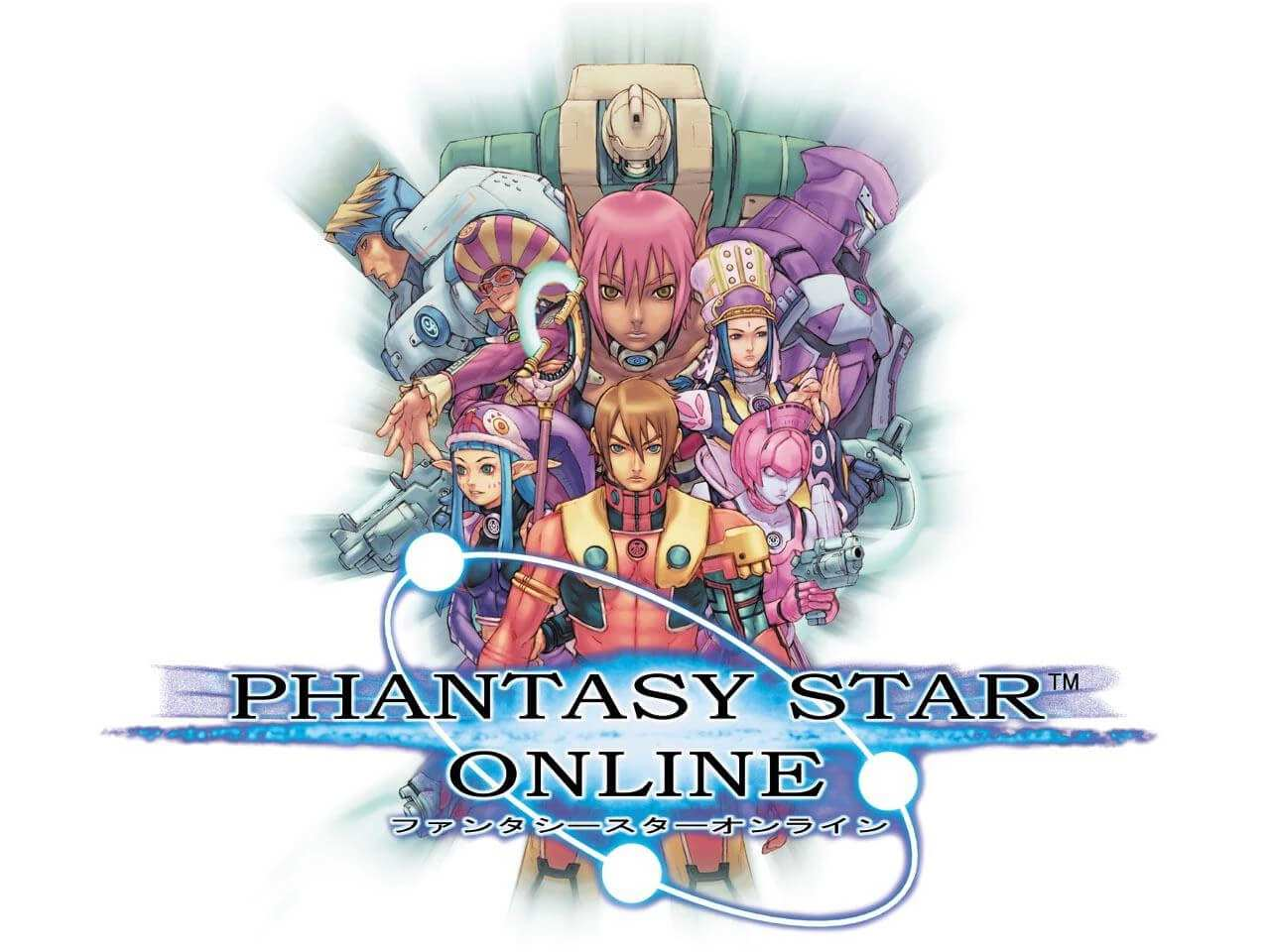 image from Phantasy Star Online