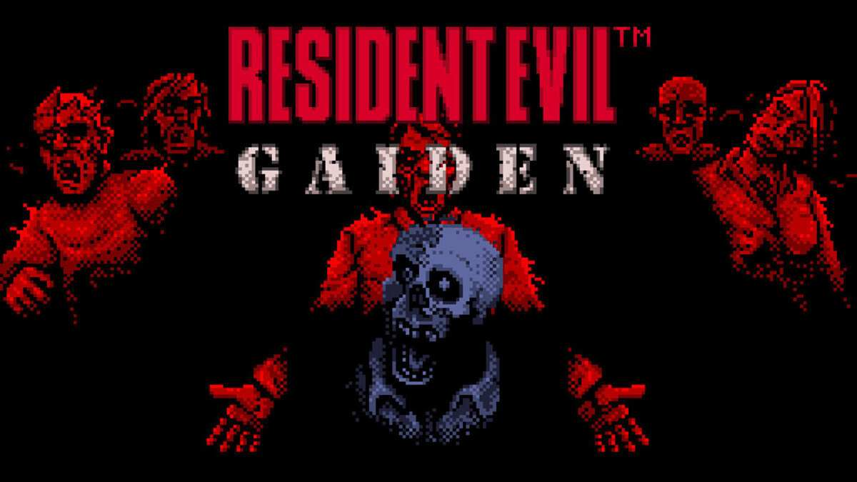 image from Resident Evil Gaiden – Top Down Ressy?