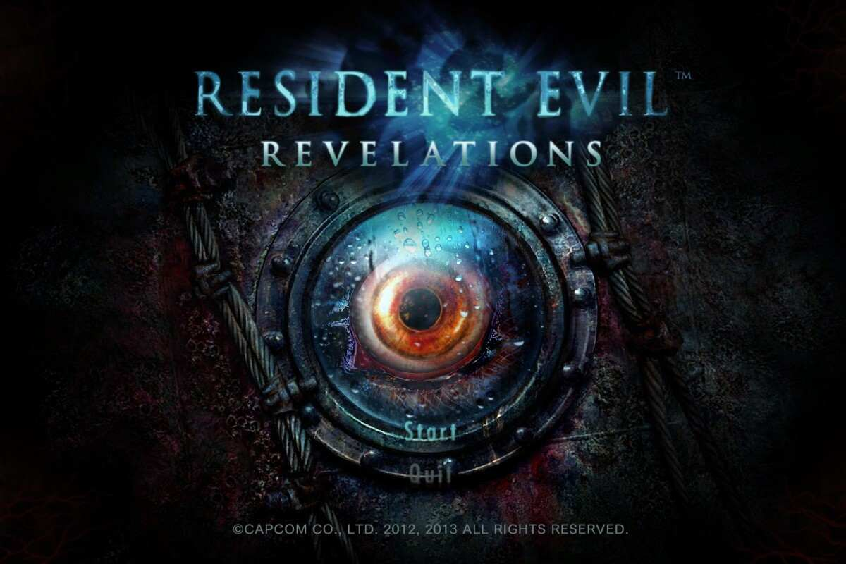image from Resident Evil: Revelations – Part 1