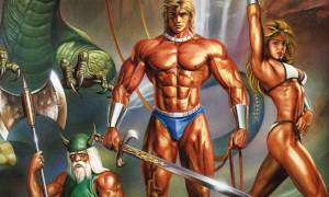 image from Golden Axe – So shiny... I want one!
