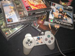 image from Mini Consoles: PlayStation Classic Dream Line Up