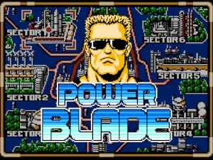 image from Power Blade – Not a Mega Man Clone, At All