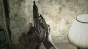 image from Resident Evil FPS?