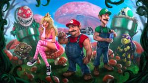 image from Super Mario Bros Our First Video Game